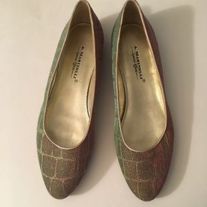 New! A. Marinelli special effects flats - size 8.